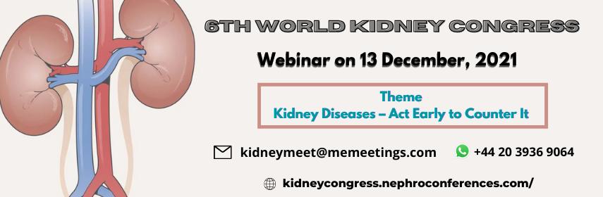 - Kidney Meet 2021