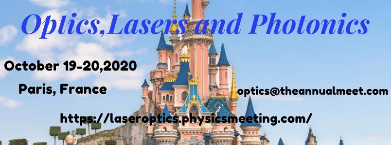- Optics 2020