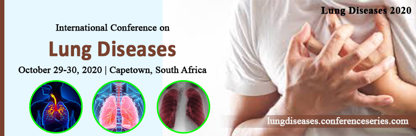 Homepage Banner of International Conference on  Lung Diseases - Lung Diseases 2020