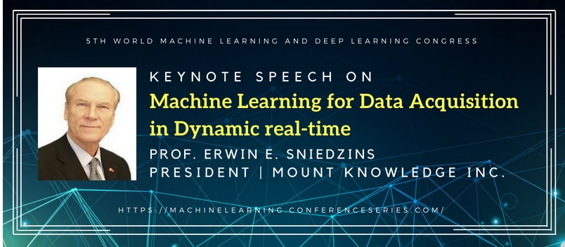 Special Offer_Machine Learning Conference - Machine Learning 2018