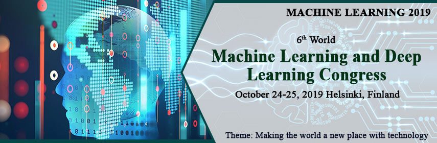 Machine Learning 2019 | Machine Learning Conference | Artificial