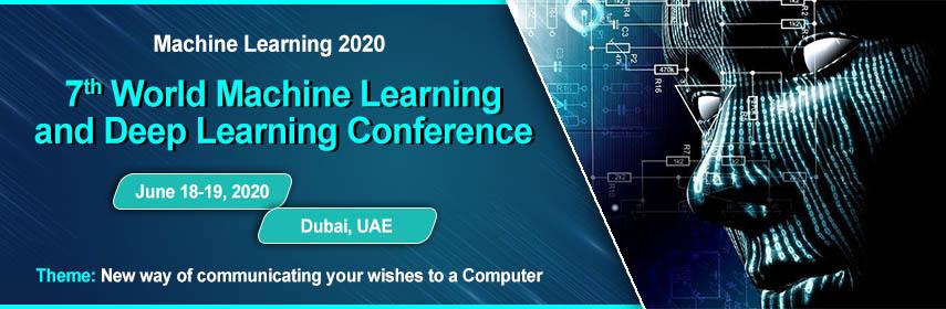 AI events | Machine Learning conference | Deep Learning congress | Dubai | UAE