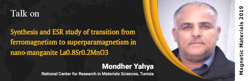 - Magnetic Materials 2019