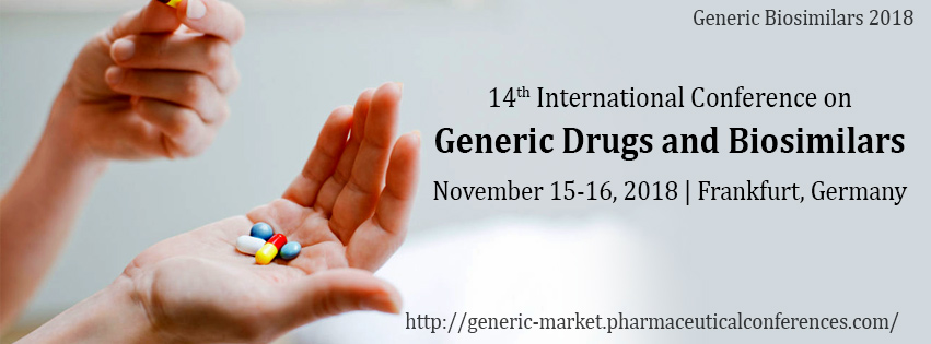14th International Conference on Generic Drugs and Biosimilars, Berlin, Germany