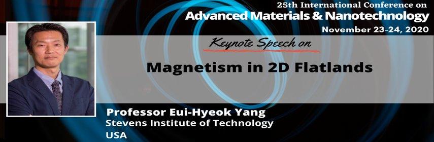 - Advanced Materials Spain 2020