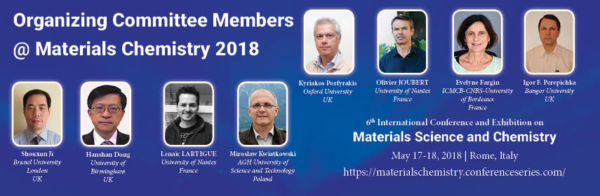 - Materials Chemistry 2018