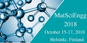 31st Materials Science and Engineering Conference: Advancement & Innovations , Helsinki,Finland