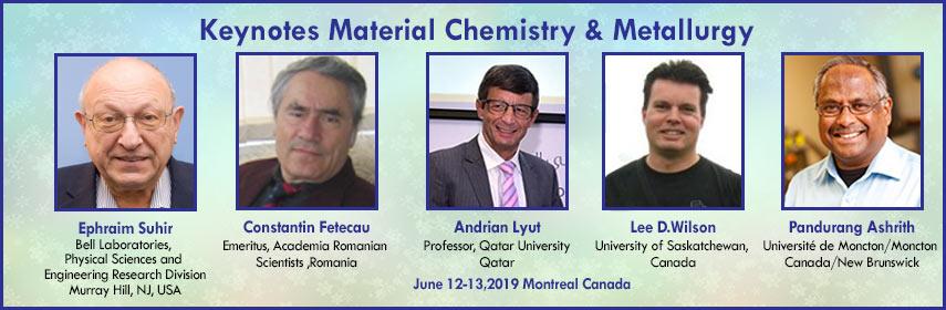 Materials Chemistry Meetings | MCS 2019 - MCS 2019