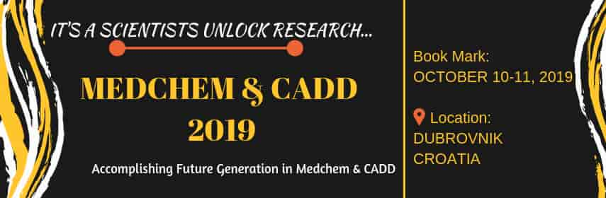 Medicinal Chemistry Conferences 2019 | Chemistry Meetings