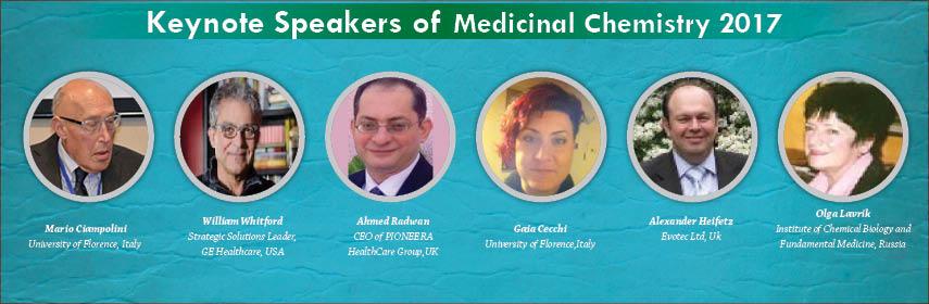 - Medicinal Chemistry 2017