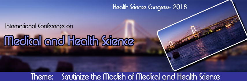 - Health Science Congress 2018