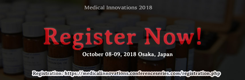 Medicine innovations - Medical Innovations 2018
