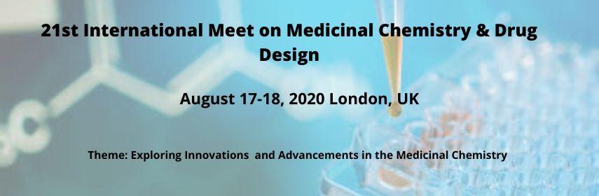 - Medicinal Chemistry 2020