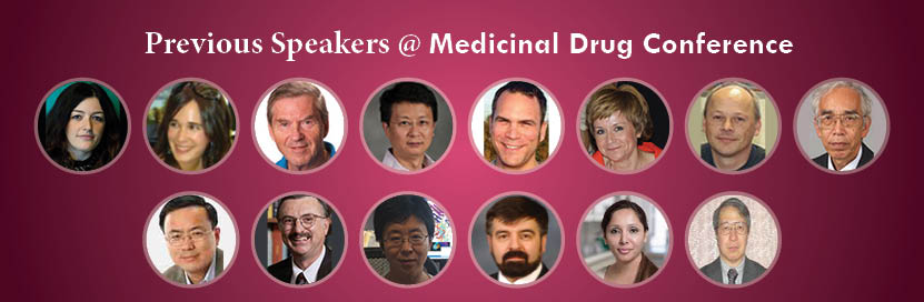 - Medicinal Drug Discovery 2019