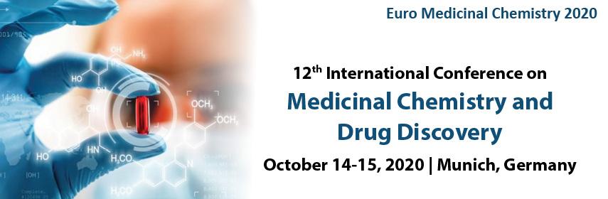 - Euro Medicinal Chemistry 2020