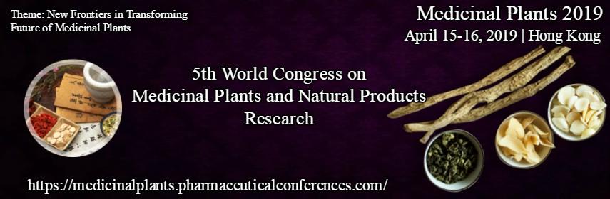 - Medicinal Plants 2019