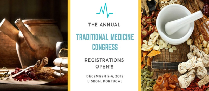 - Traditional Medicine Congress 2018