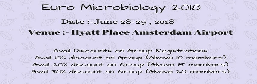 - Euro Microbiology 2018