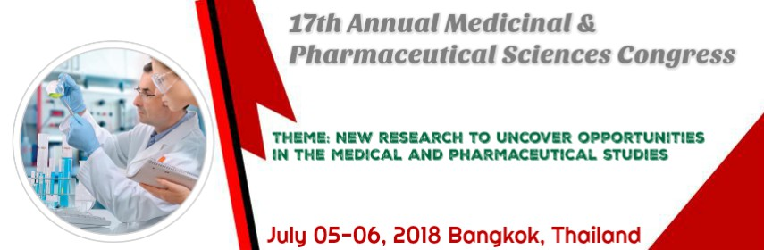 - Med Pharma Congress 2018