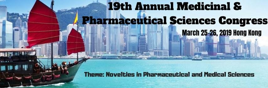 - Med Pharma Congress 2019