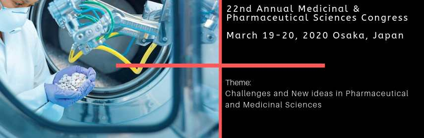 Med Pharma Congress - Med Pharma Congress 2020