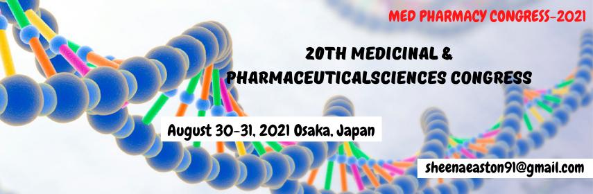 - Med Pharmacy Congress-2021