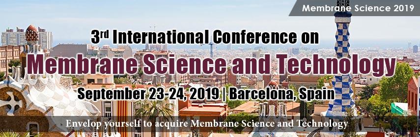 - Membrane Science 2019