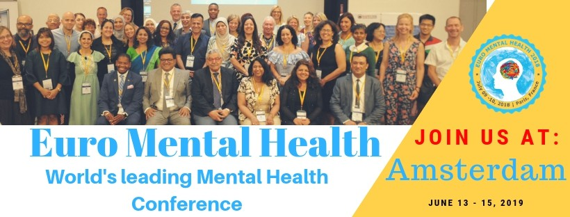 Mental Health Conferences Psychiatry Conferences Euro Mental