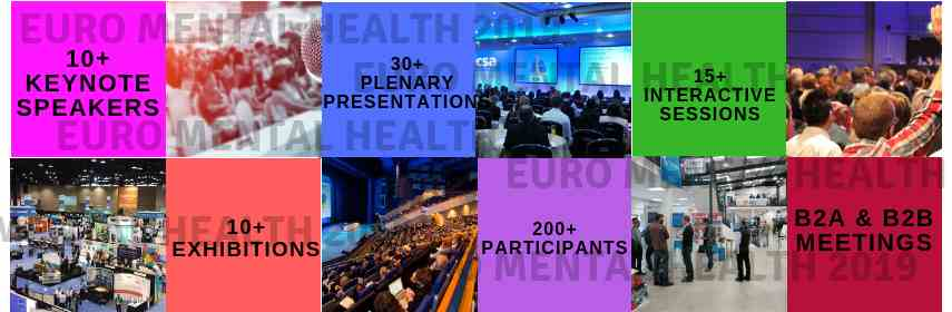 Submit Abstract - Euro  Mental Health 2019