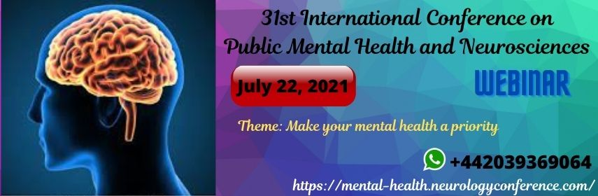 - World Mental Health 2021