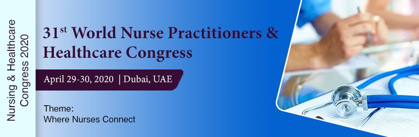 - Nursing & Healthcare Congress 2020