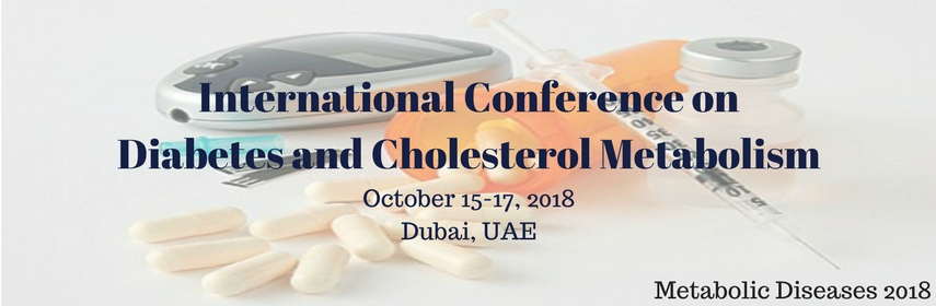 - Metabolic Diseases 2018