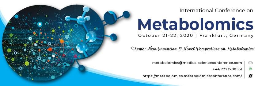 Metabolomics 2020 - Metabolomics 2020