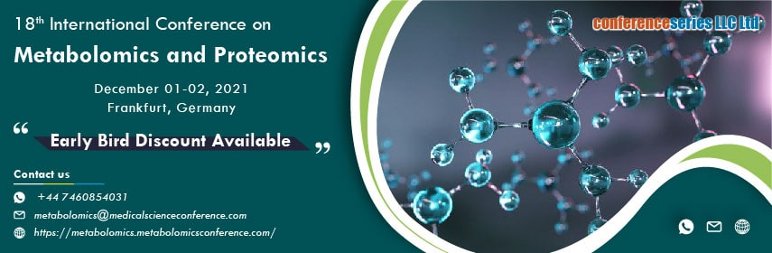 - Metabolomics 2021