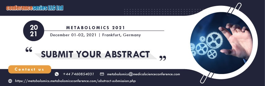 immunogenetics 2021 - Metabolomics 2021