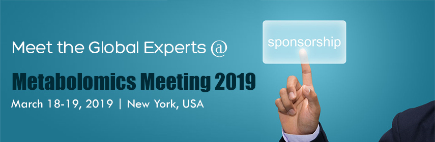 - Metabolomics Meeting 2019