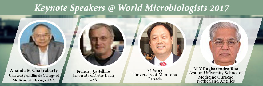 - World Microbiologists 2017