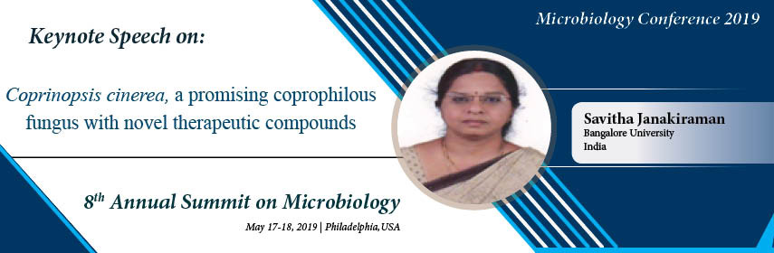 - Microbiology Conference 2019