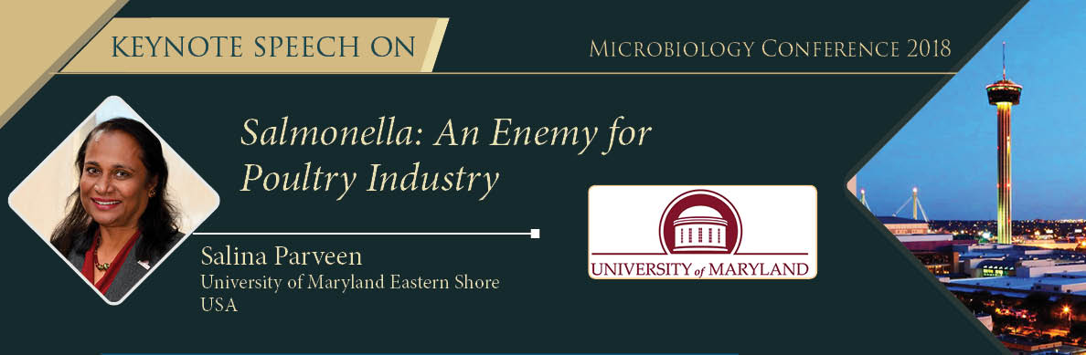 - Microbiology Conference 2018