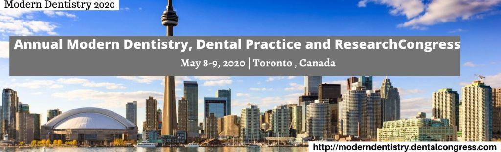 - Modern Dentistry 2020