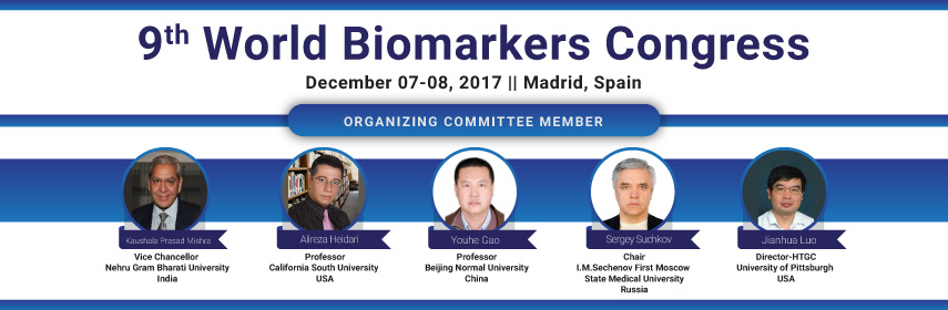 - World Biomarkers 2017