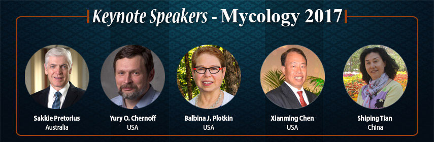 - Mycology 2017