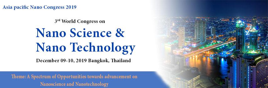 Nanoscience Conference 2019 | Nanotechnology Conference