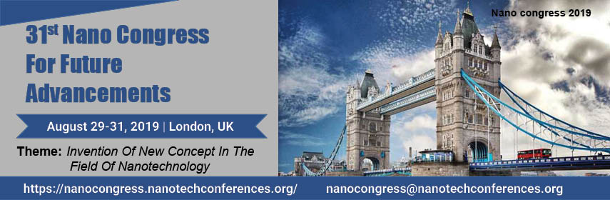 - Nano Congress 2019