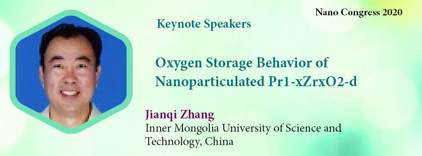 - Nano Congress 2020
