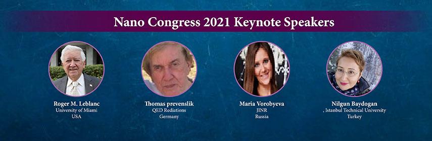 - Nano Congress 2021
