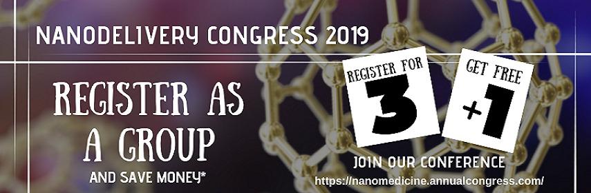 - Nanodelivery Congress 2019