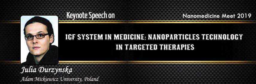 International Conference on Nanomedicine and Nanotechnology in Heath Care_Istanbul_Turkey_Nanomedici - Nanomedicine Meet 2019