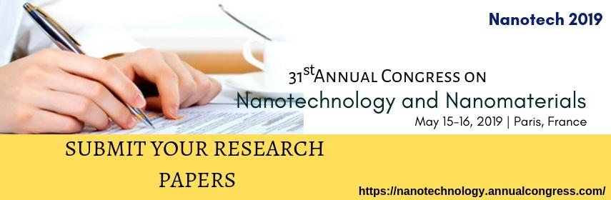 - Nanotechnology Congress 2019