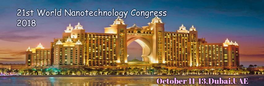 - Nanotechnology Congress 2018